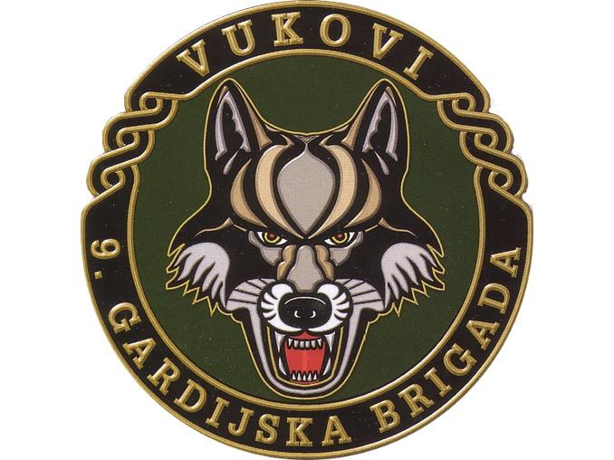 povijesnica 9. gardijske brigade